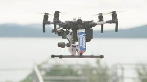 livraison par drone au Canada - août 2019